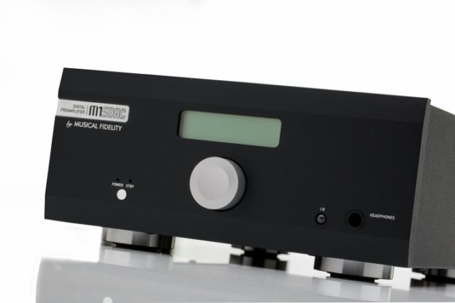 M1 SDAC Black close up 3